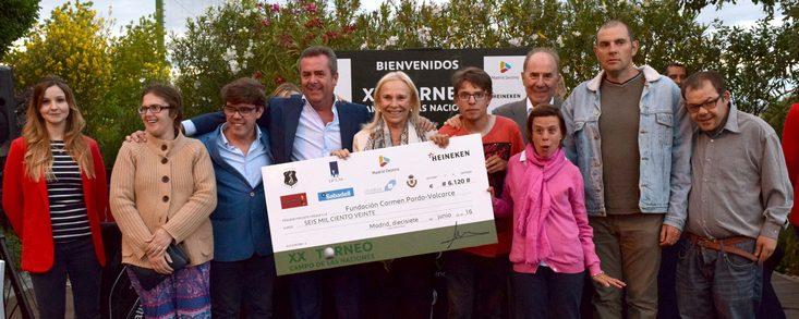 Joaquín Molpeceres Sánchez golf Desprosa Encín Golf Licuas