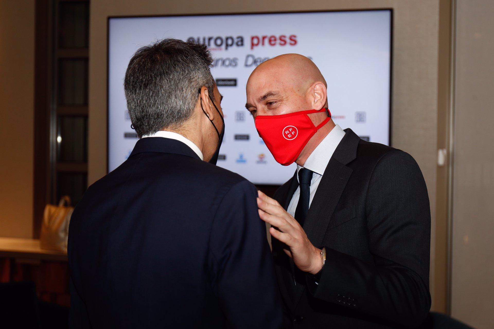 Joaquin Molpeceres Sanchez Desayunos Deportivos Europa Press Alejandro Blanco